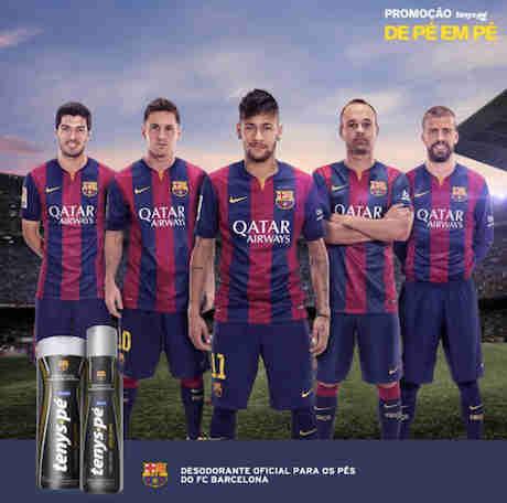 Promoção Você Na Europa Com Os Pés No Fc Barcelona