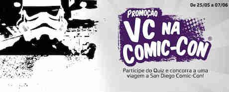 Promoção Syfy E Você Na Comic-con