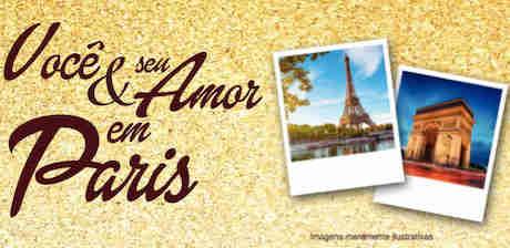 Promoção C&a Você E Seu Amor Em Paris