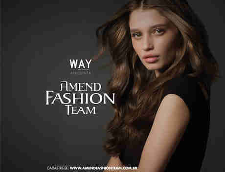 Concurso Amend Fashion Team