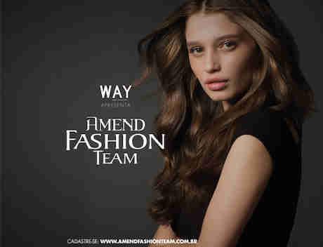 Concurso Amend Fashion Team