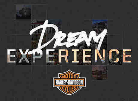 Promoção Dream Experience Harley-davidson