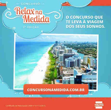 Concurso Relax Na Medida