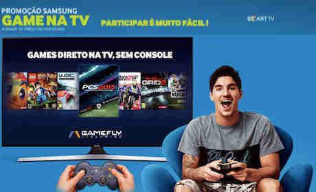 Promoção Samsung Game Na Tv Com Medina