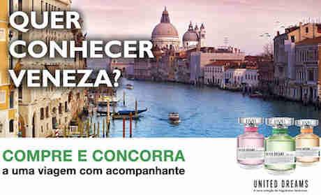 Promoção Benetton Realiza O Seu Sonho De Conhecer Veneza