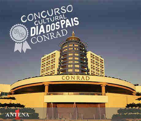 Concurso Cultural Dia Dos Pais Com O Conrad