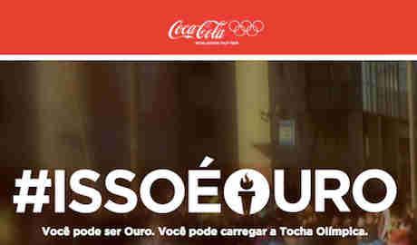 Seleção Coca-cola Isso É Ouro