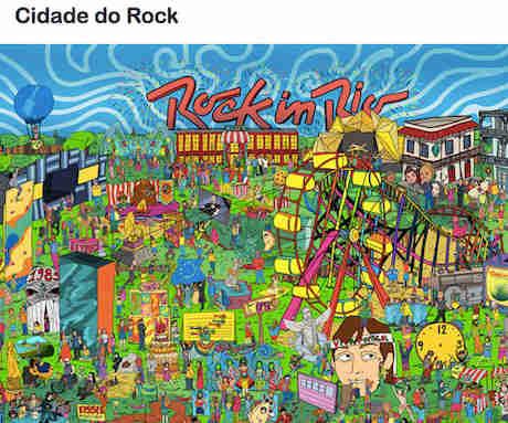 Promoção Mix Fm Cidade Do Rock
