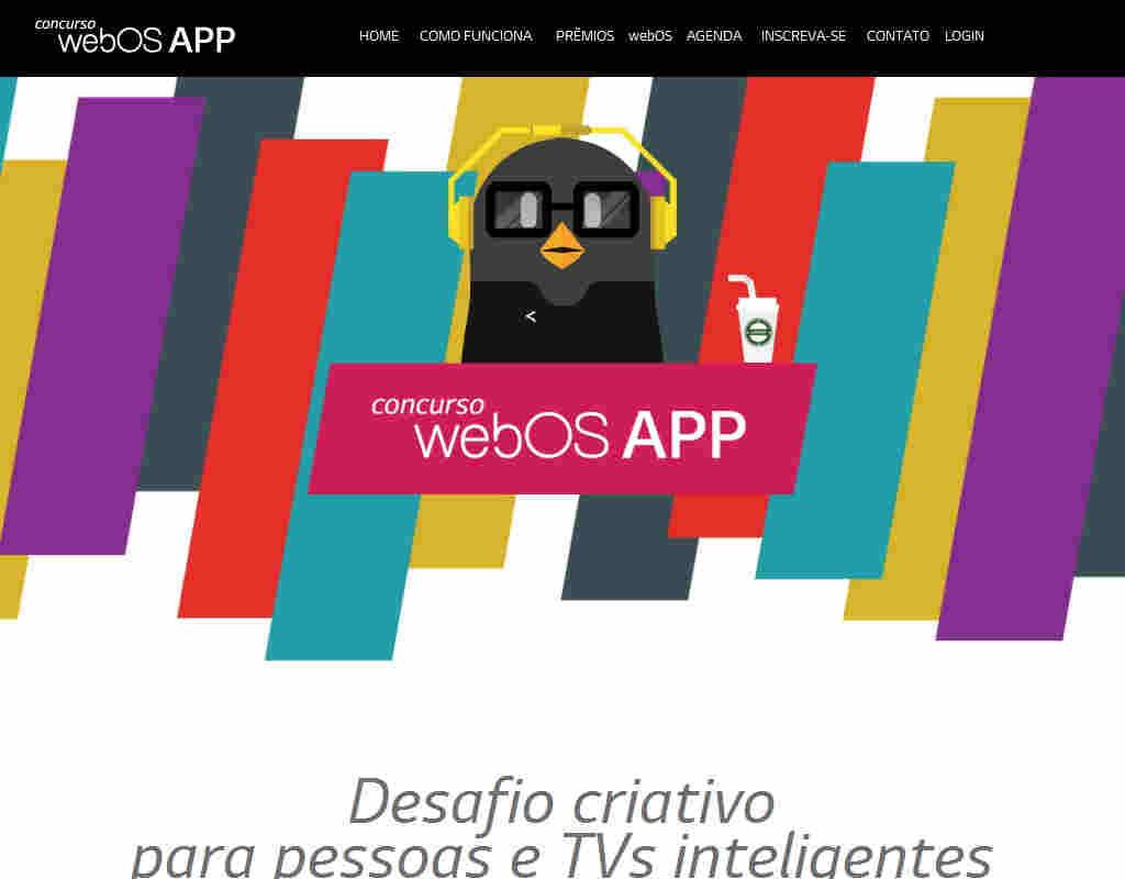 Concurso Lg Webos App