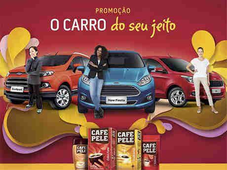 Promoção Café Pelé O Carro Do Seu Jeito