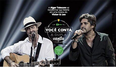 Promoção Ação Especial Algar Telecom E Victor & Leo