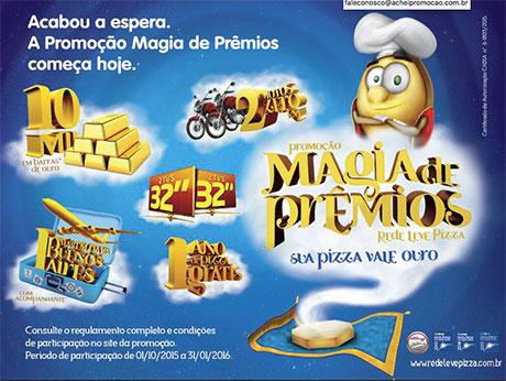 Promoção Magia De Prêmios