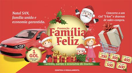 Promoção Família Feliz