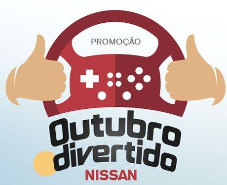 Promoção Nissan Outubro Divertido