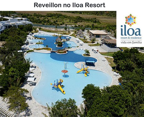 Promoção Reveillon No Iloa Resort