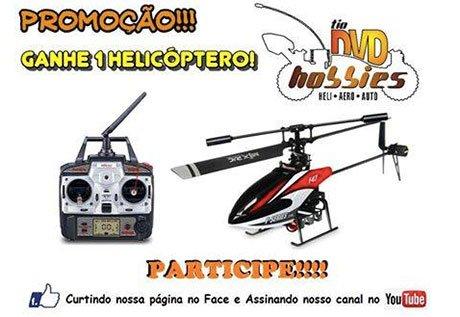 Promoção Ganhe 1 Helicóptero Do Tio Dvd