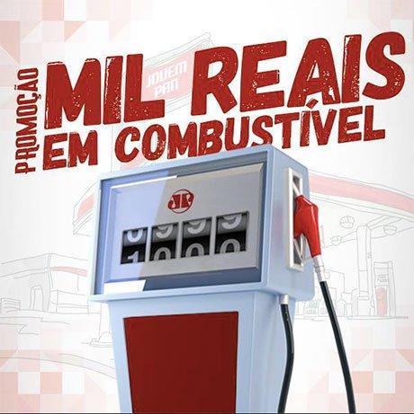 Promoção Mil Reais Em Combustível
