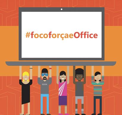 Concurso Microsoft Foco Força E Office