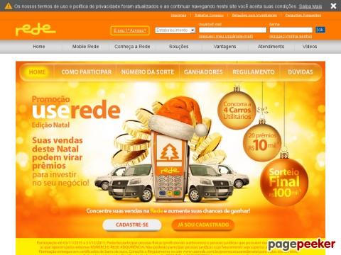 Promoção Use Rede Edição Natal