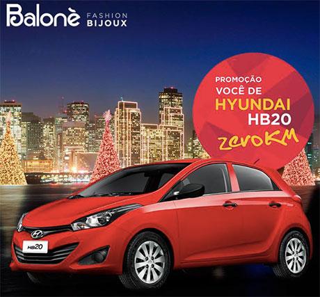 Promoção Você De Hyundai Hb20 Zero Km
