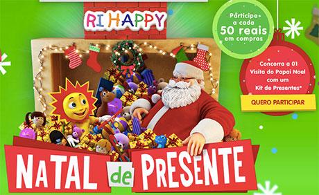 Promoção Ri Happy Natal De Presentes