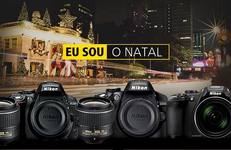 Concurso Nikon Eu Sou O Natal