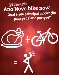 Promoção Transamérica Ano Novo Bike Nova