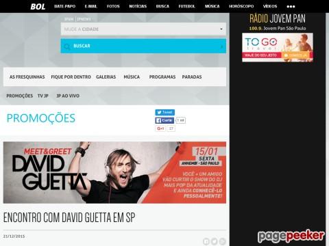 Promoção Encontro Com David Guetta Em São Paulo