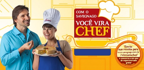 Promoção Com O Savegnago Você Vira Chef