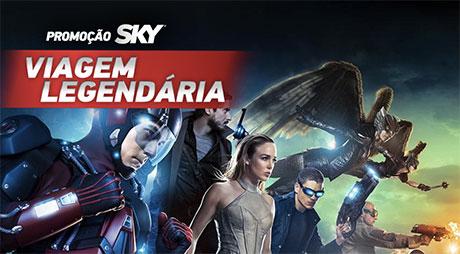 Promoção Sky Viagem Legendária