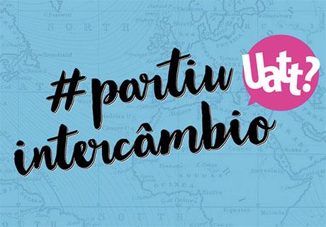 Promoção Lojas Uatt Partiu Intercâmbio