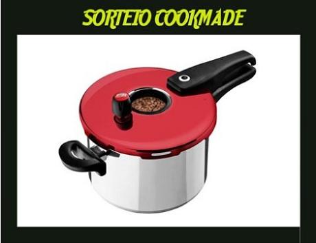 Promoção Sorteio Cookmade