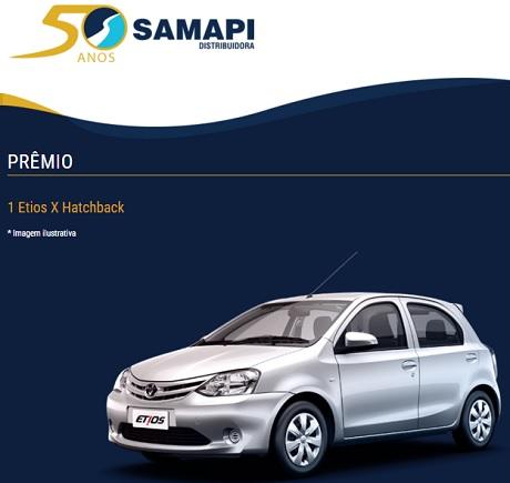 Promoção A Samapi Dá Um Toyota Para Você