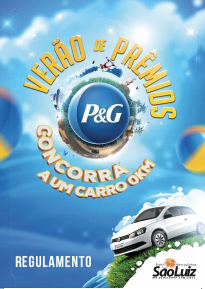 Promoção Verão De Prêmios P&g