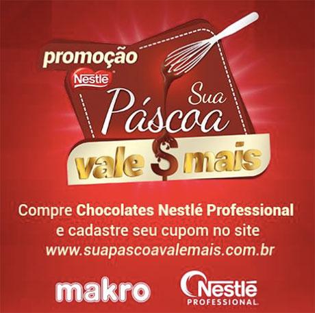 Promoção Nestlé Sua Páscoa Vale Mais
