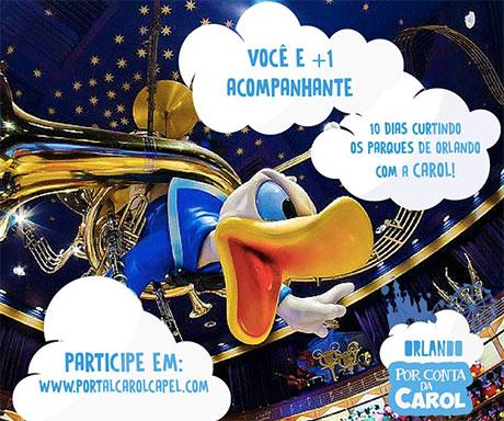 Concurso Orlando Por Conta Da Carol