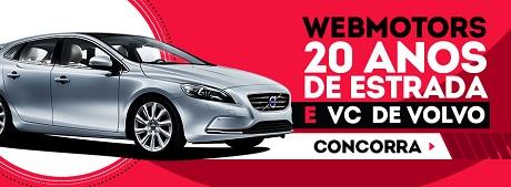 Promoção Webmotors 20 Anos De Estrada