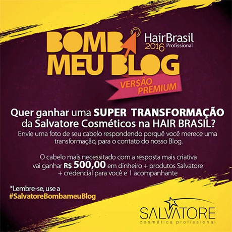 Promoção Bomba Meu Blog