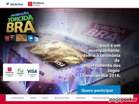 Promoção Visa E Bradesco Olimpíadas Rio 2016