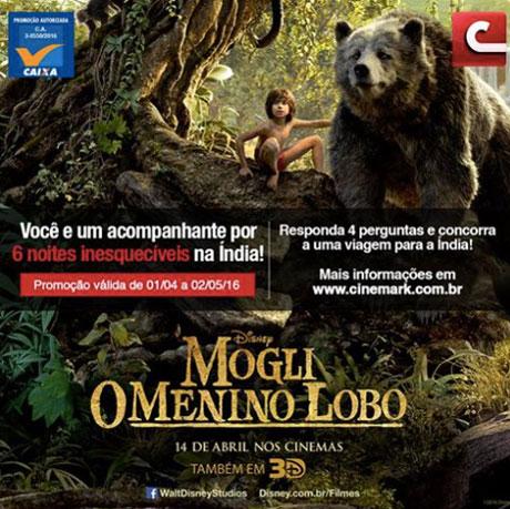 Promoção Cinemark Uma Aventura De Cinema