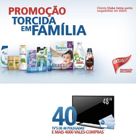 Promoção P&g Torcida Em Família