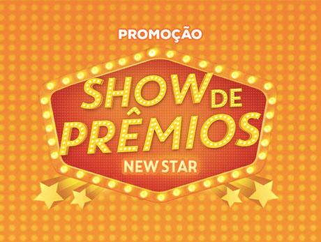 Promoção Show De Prêmios New Star