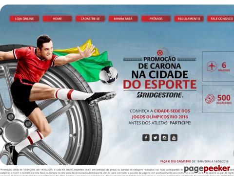 Promoção De Carona Na Cidade Do Esporte