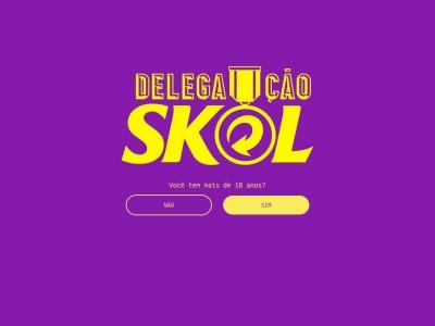 Promoção Delegação Skol