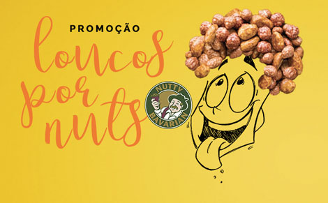 Promoção Loucos Por Nuts