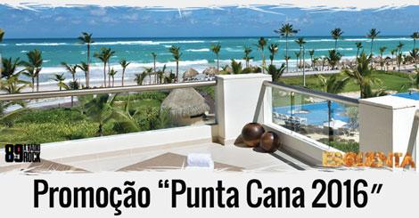 Promoção Punta Cana 2016