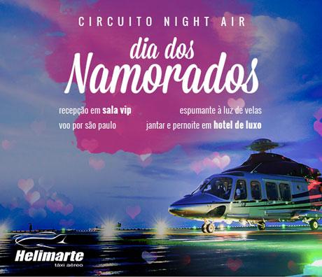 Promoção Circuito Night Air Dia Dos Namorados