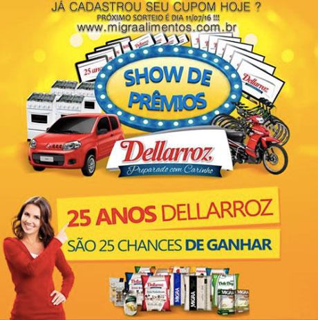 Promoção 25 Anos Dellarroz