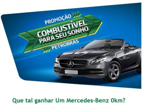 Promoção Petrobras Combustível Para Seu Sonho