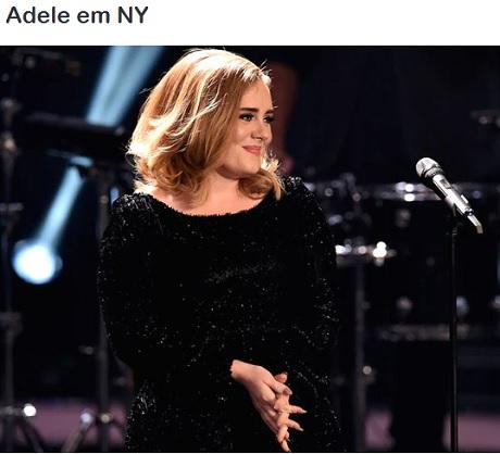 Promoção Mix Fm Adele Em Ny